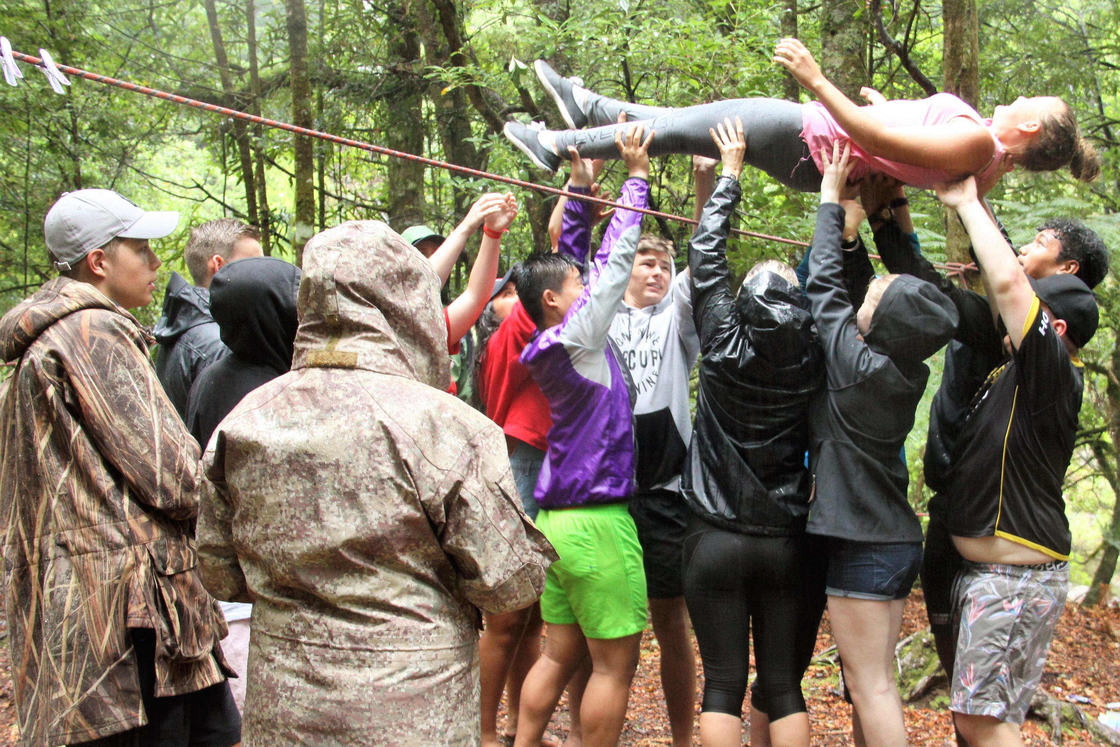 Year 13 Camp