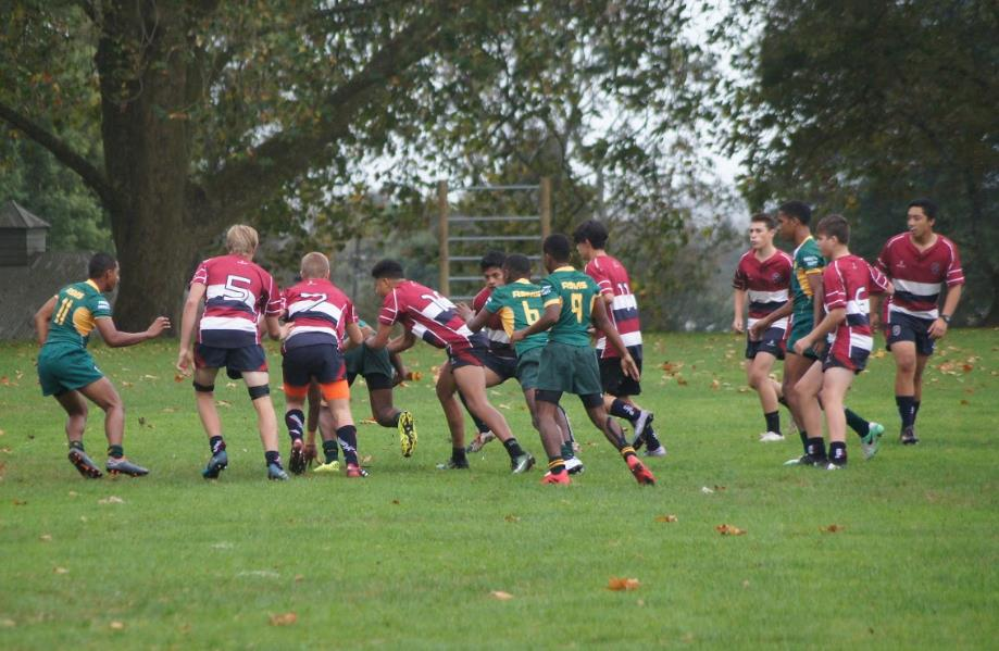 TPHS 2nd XV vs Ratu Sakuna Memorial School U16