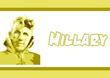 Hillary Banner b
